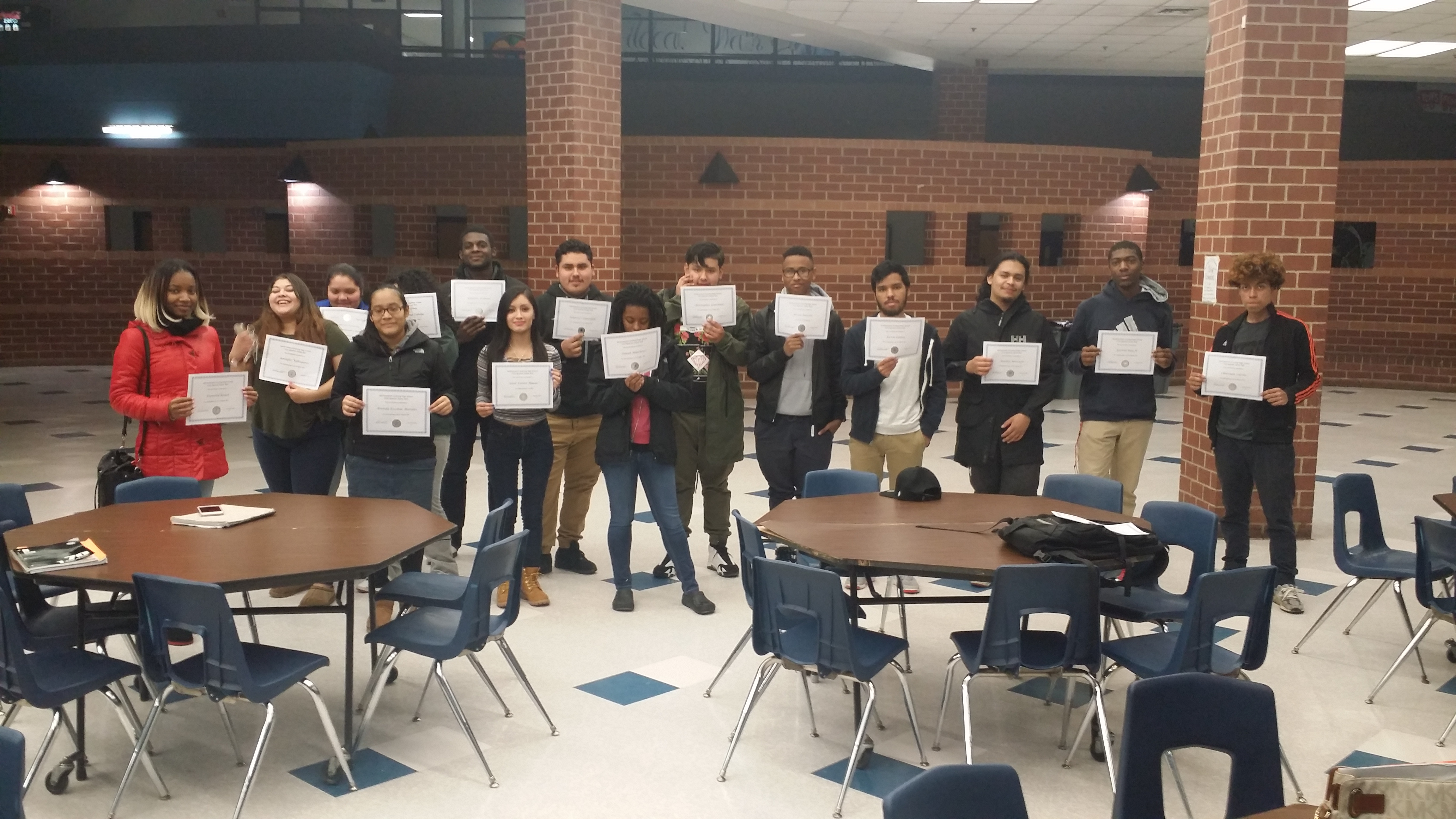 NWEHS 1st Quarter Honor Roll & Attendance Recipients