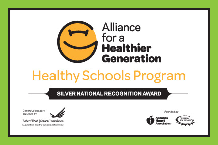Healthy School Silver Award