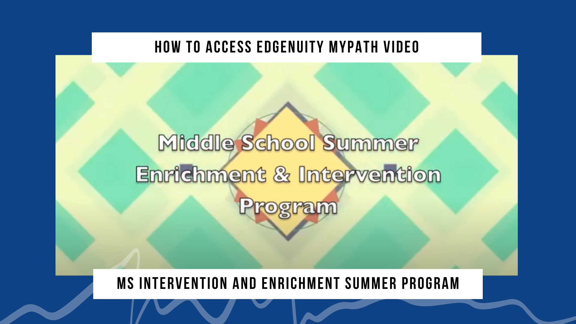 How to Access Edgenuity MyPath