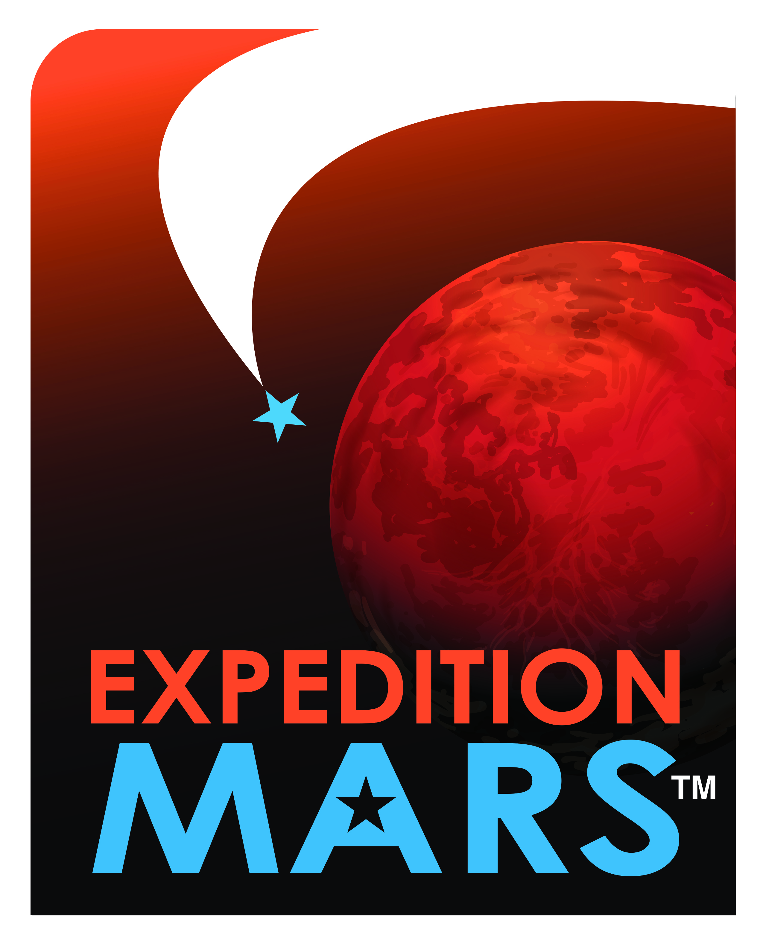 New Expedition Mars log0